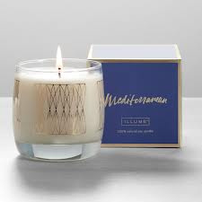 Illume Mediterranean Boxed Glass Candle