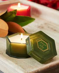 Illume Balsam & Cedar Daphne Glass Candle