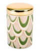 Illume Balsam & Cedar Ceramic Jar Candle Modern Design